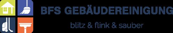 BFS Gebäudereinigung Logo